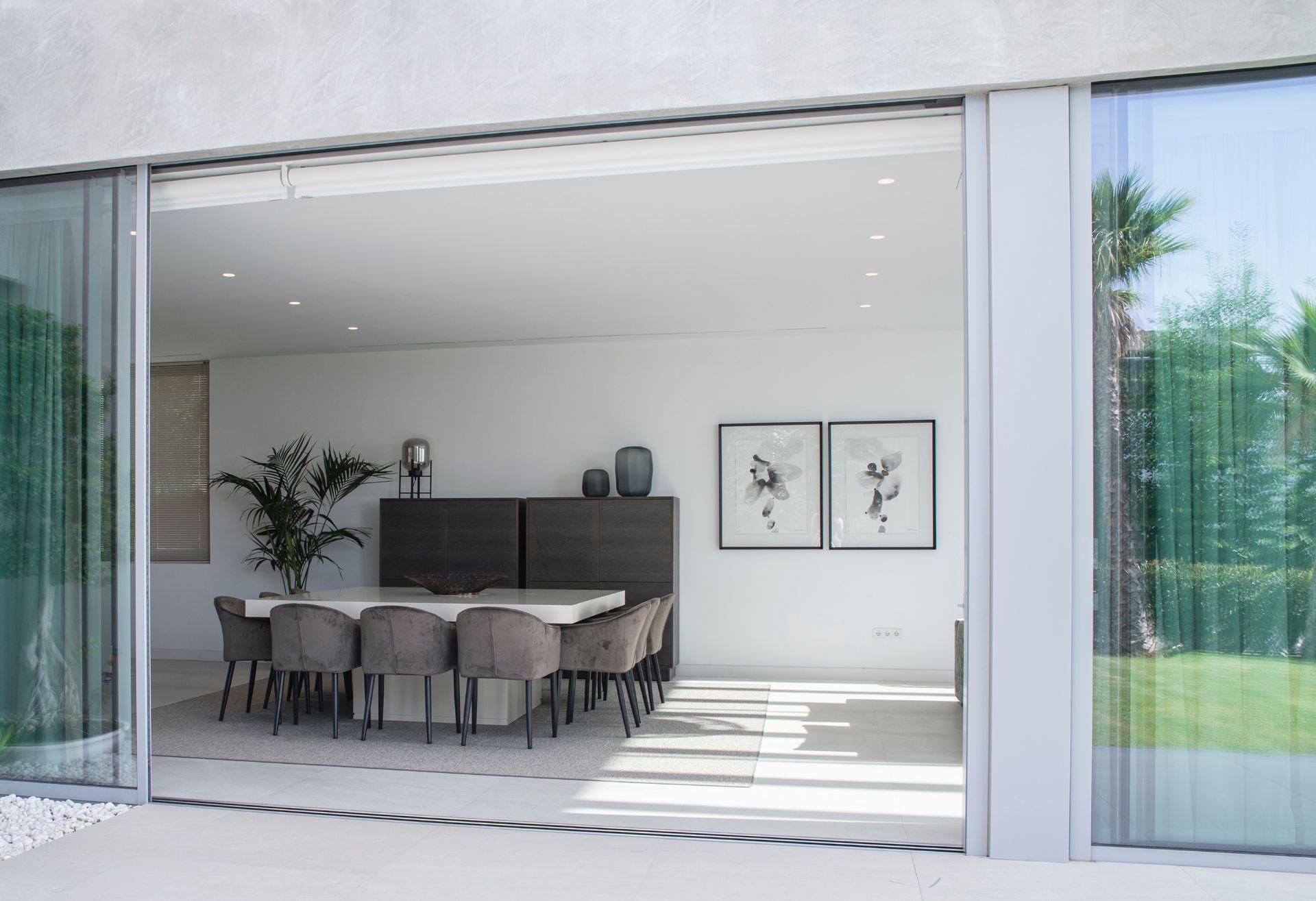 Villa en venta en Benahavís zona Los Flamingos