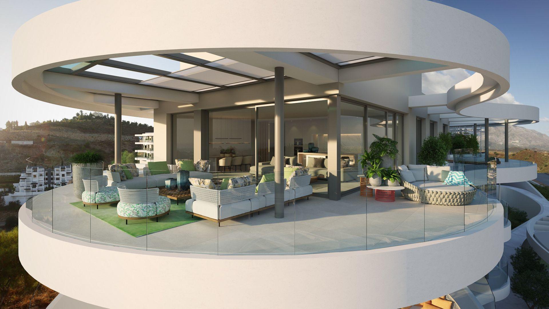 Apartamento en Benahavís, La Alborada, venta