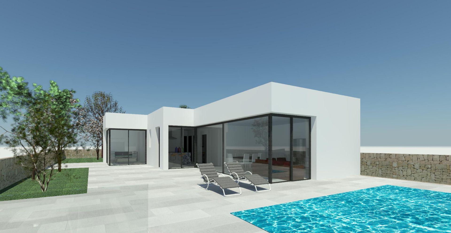 Villa in Finestrat, Balcón de Finestrat, for sale