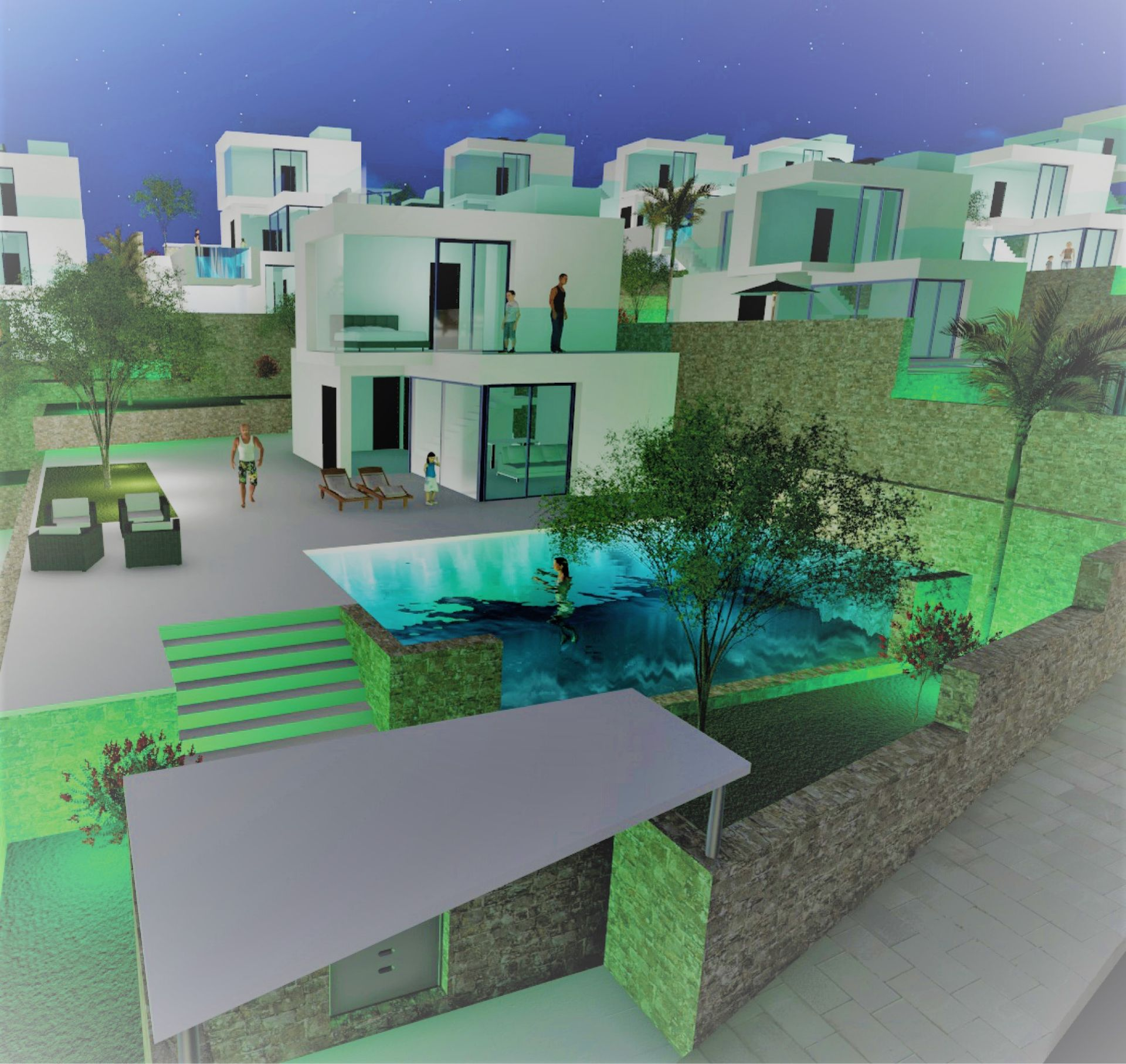 Casa / Chalet en Finestrat, Balcón de Finestrat, venta