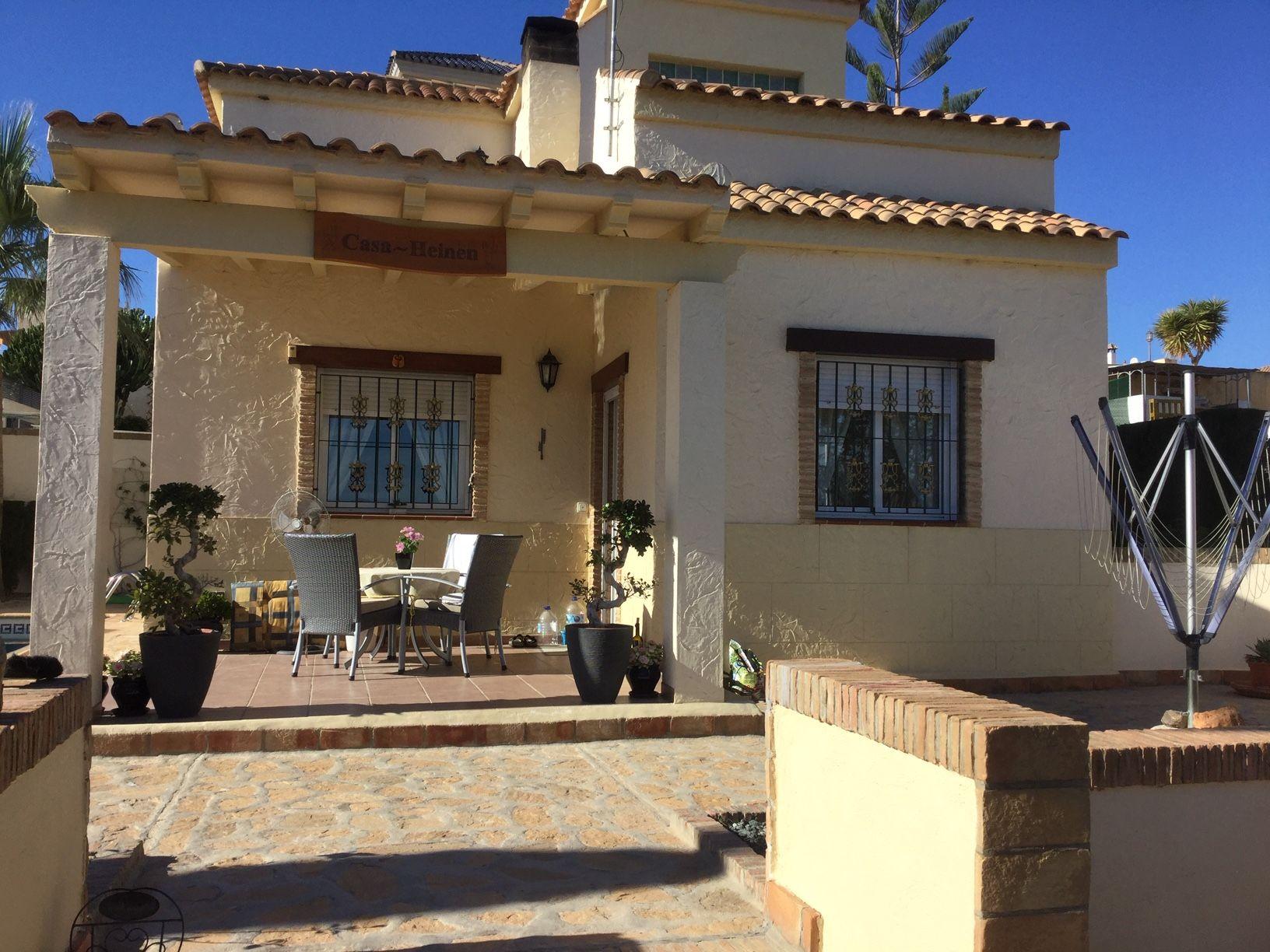 Villa in Vera, Cabuzana, for sale