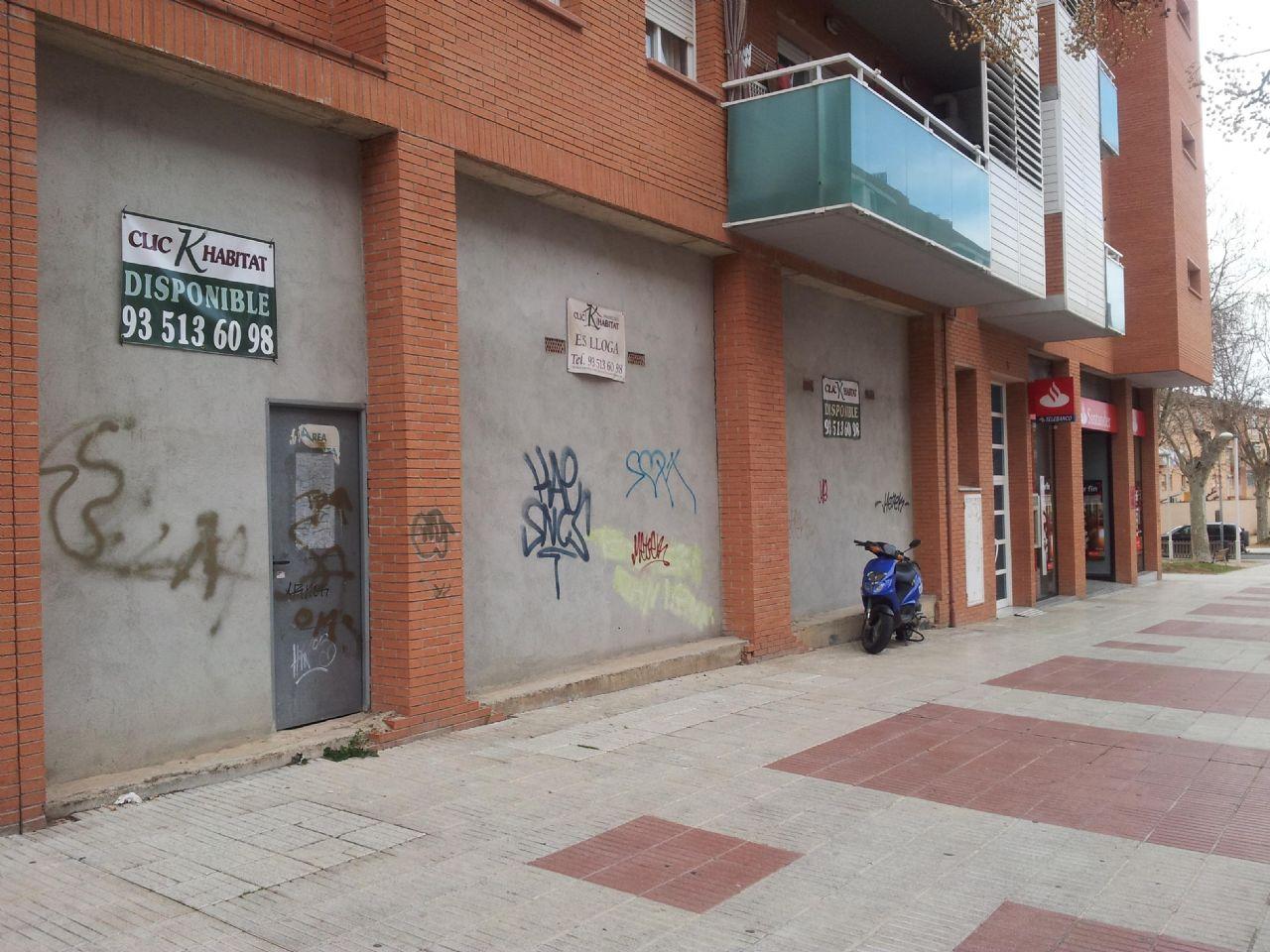 Commercial property in Malgrat de Mar, Avd. Mediterranea, for sale