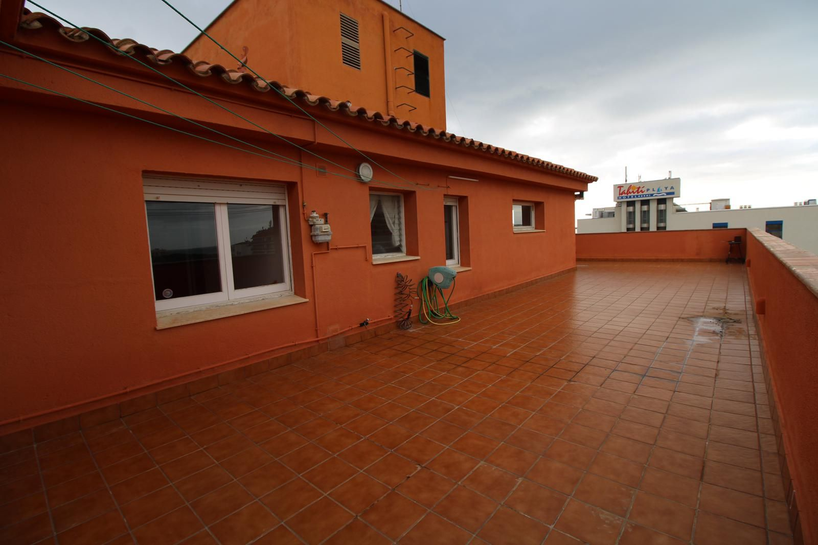 Penthouse in Santa Susanna, Paseo Maritimo, for sale