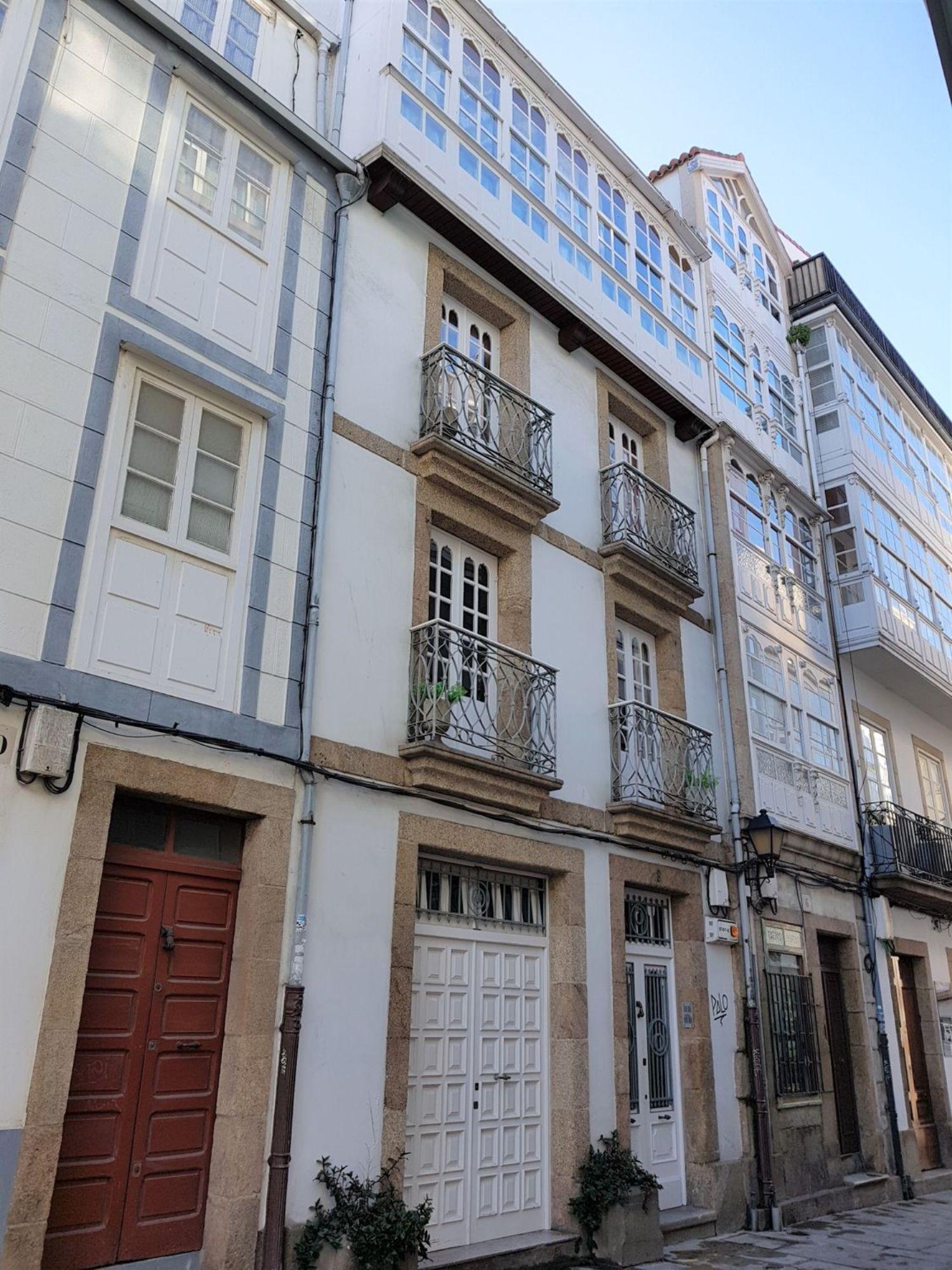 Casa / Chalet en A Coruña, Centro - Ciudad Vieja - Plaza de España, venta