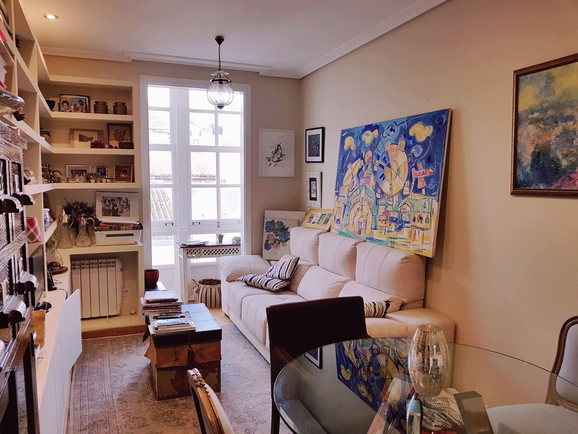 Apartamento em A Coruña, Centro - San Andrés, venda