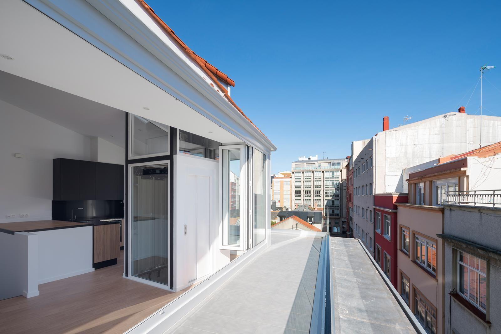 Penthouse à A Coruña, Centro - Ciudad Vieja - Plaza de España, vente
