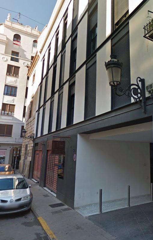 Garaje / Parking en Valencia, El Mercat, alquiler
