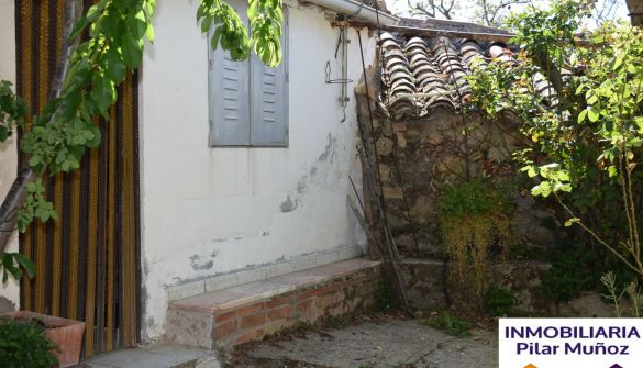 Casa de pueblo en Mironcillo de 3 habitaciones