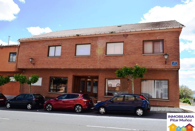 Nave en Ávila, Hervencias, alquiler