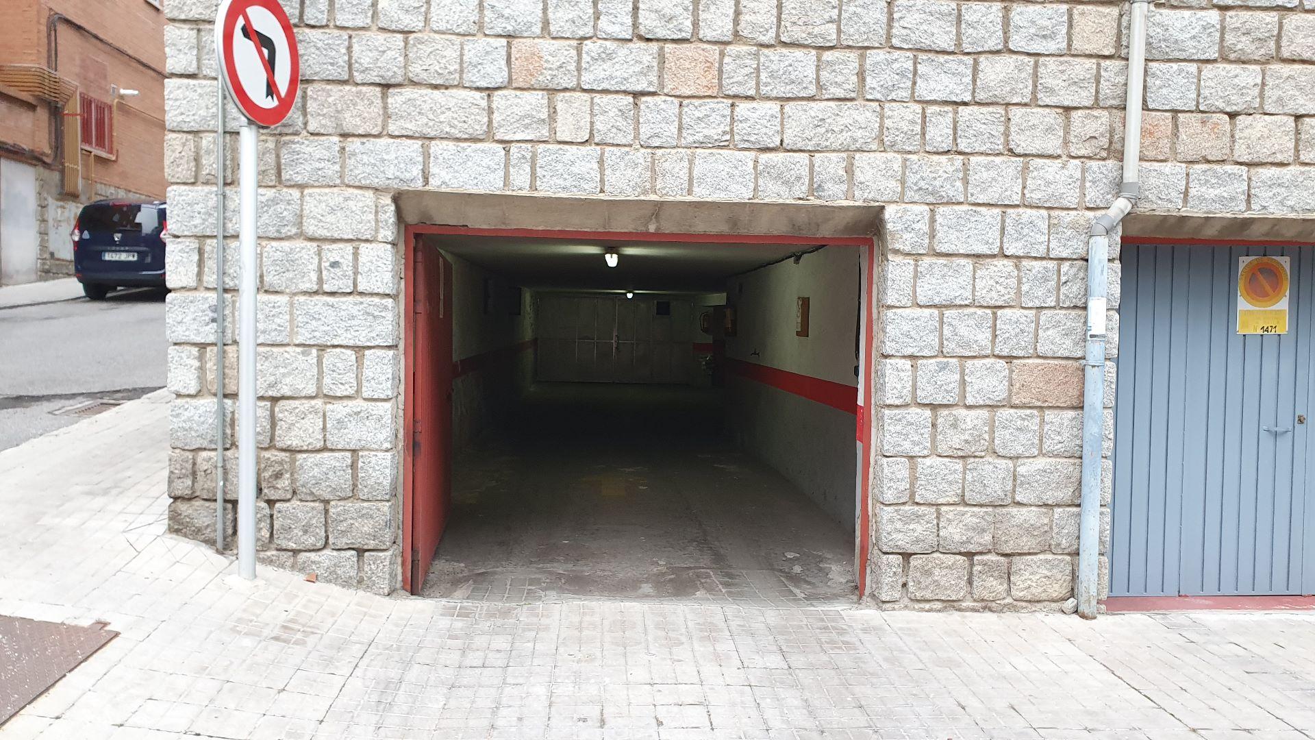 Plaza de parking en venta en Ávila