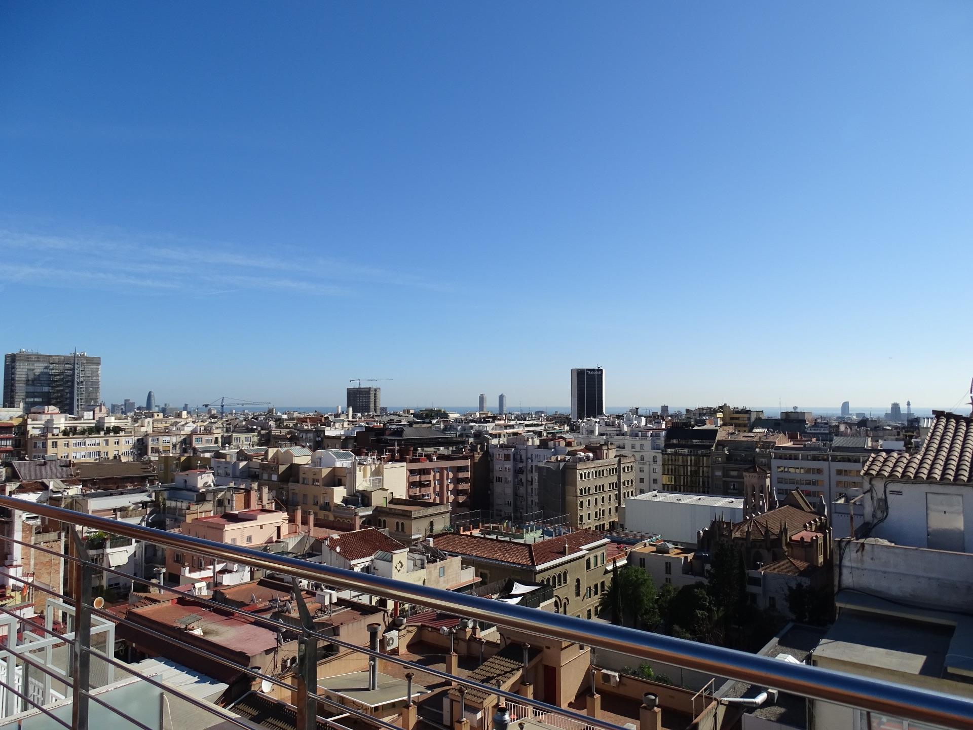 Ático en Barcelona, alquiler