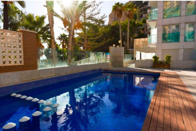 Апартамент в Benidorm, Primea linea playa, аренда