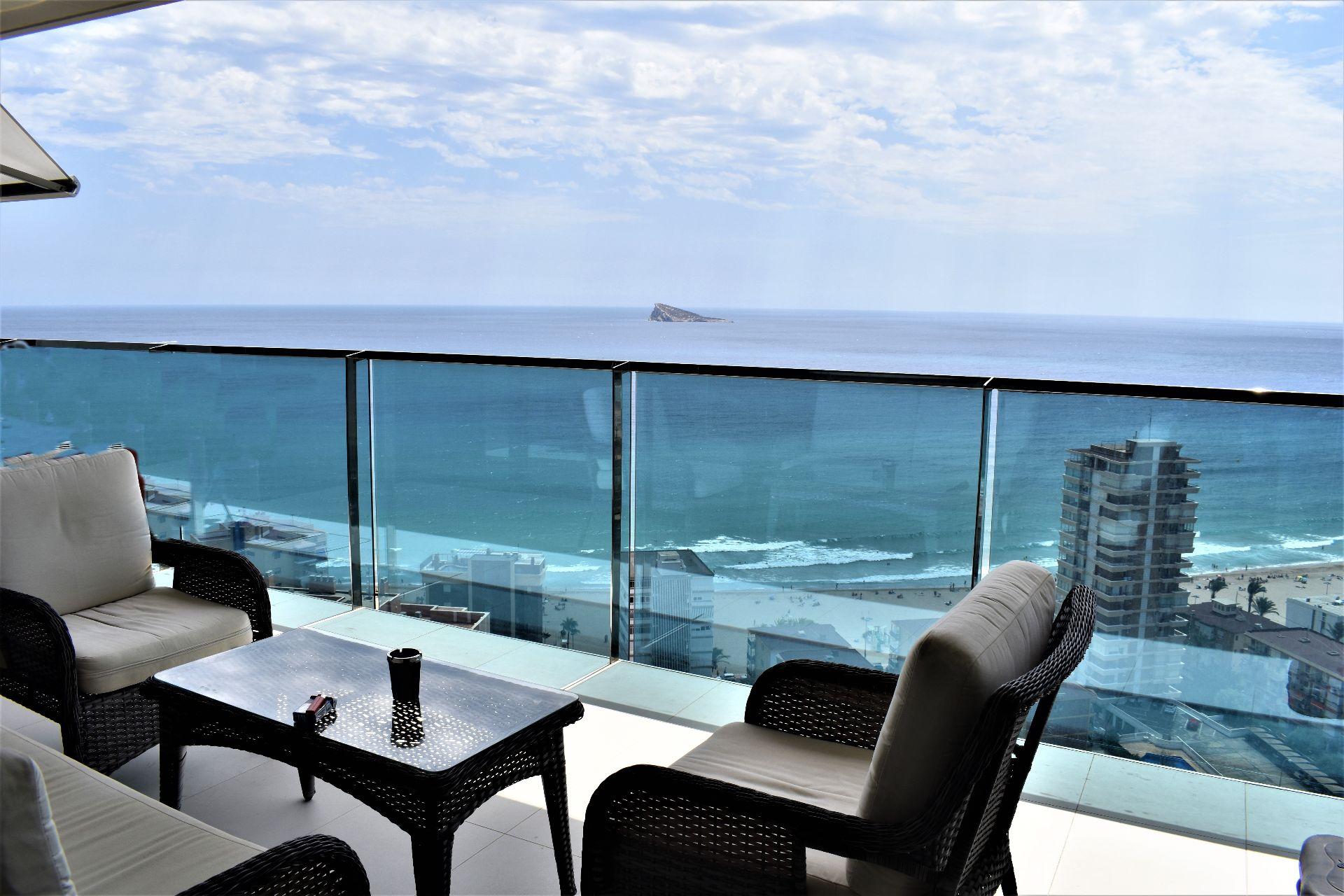 Апартамент в Benidorm, Playa Poniente, аренда
