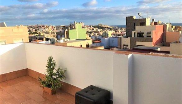 Apartamento en Melilla de 1 habitaciones
