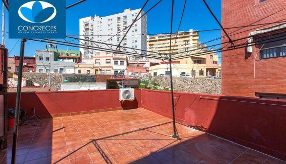 Chalet en Melilla de 2 habitaciones