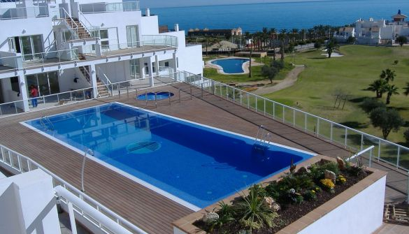 Penthouse in Mojácar, Marina de la Torre, for sale