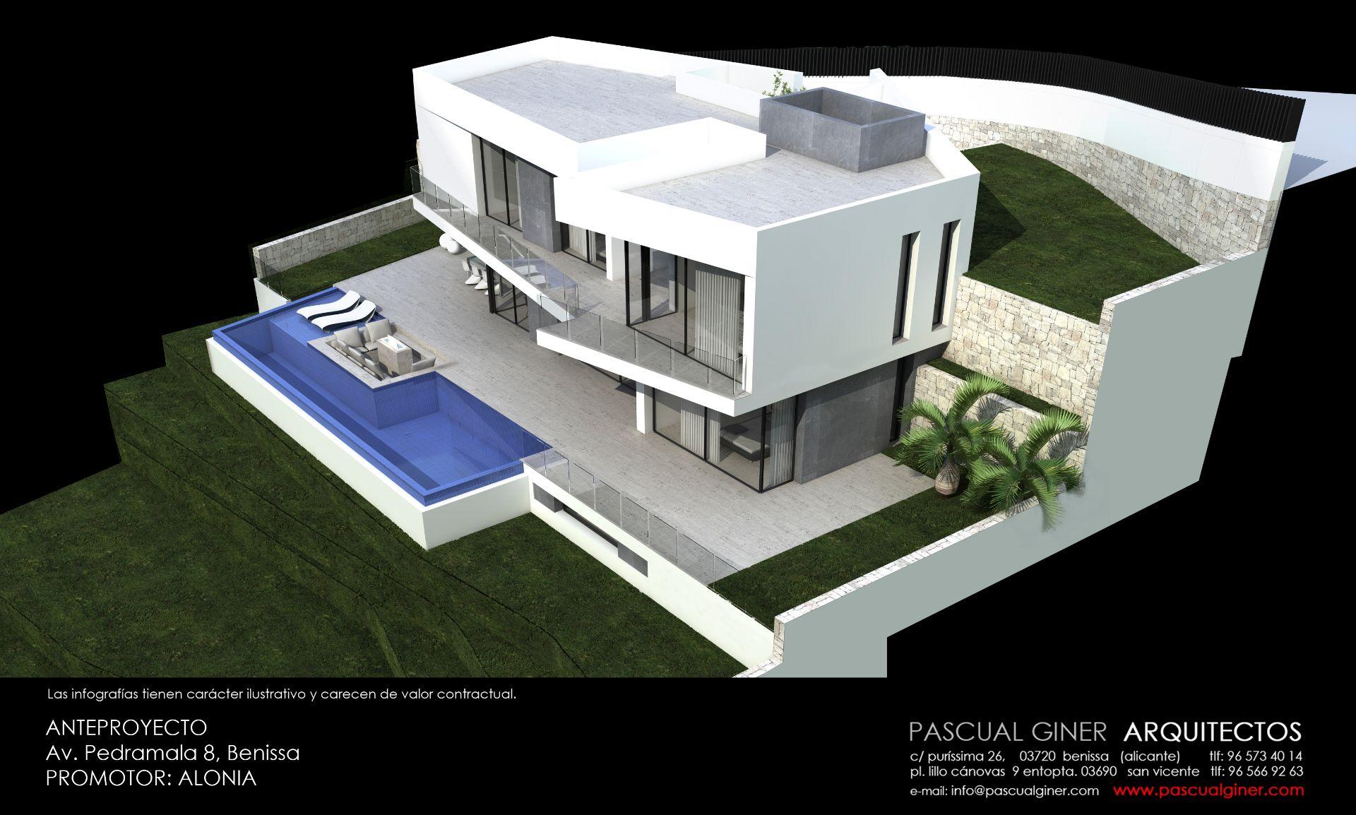 Casa / Chalet en Benissa, Pedramala, venta