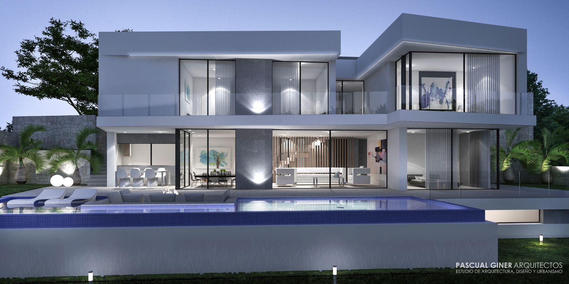 Villa à Benissa, Pedramala, vente