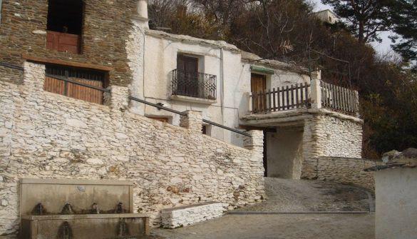 Casa de pueblo en Capileira de 2 habitaciones