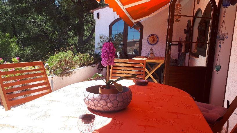 Villa in La Nucia, barranco Hondo, for rent