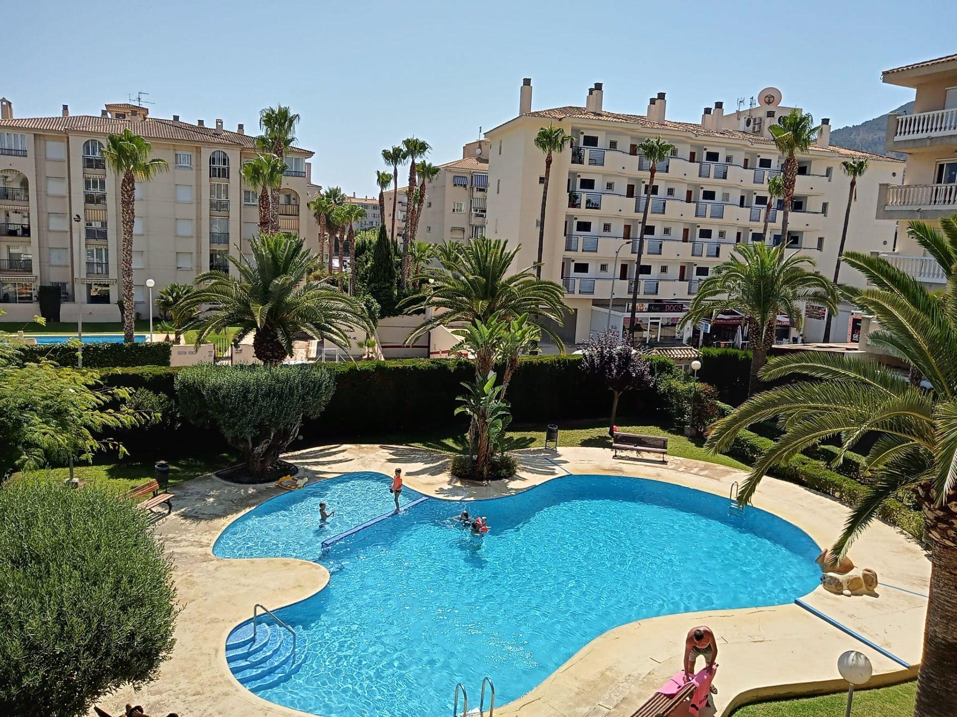 Apartment in El Albir / L'Albir, Centro, for rent