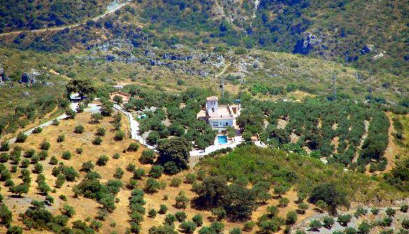 Casa de campo en Otívar de 7 habitaciones