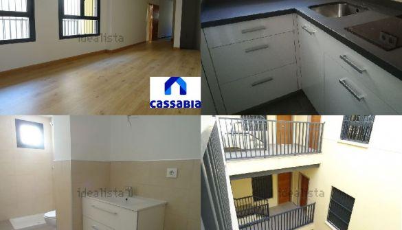 Dúplex en Sevilla de 2 habitaciones