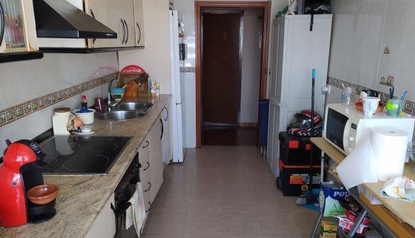 Piso en Sevilla de 3 habitaciones