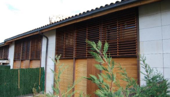 Casa adosada en Ezcaray de 2 habitaciones