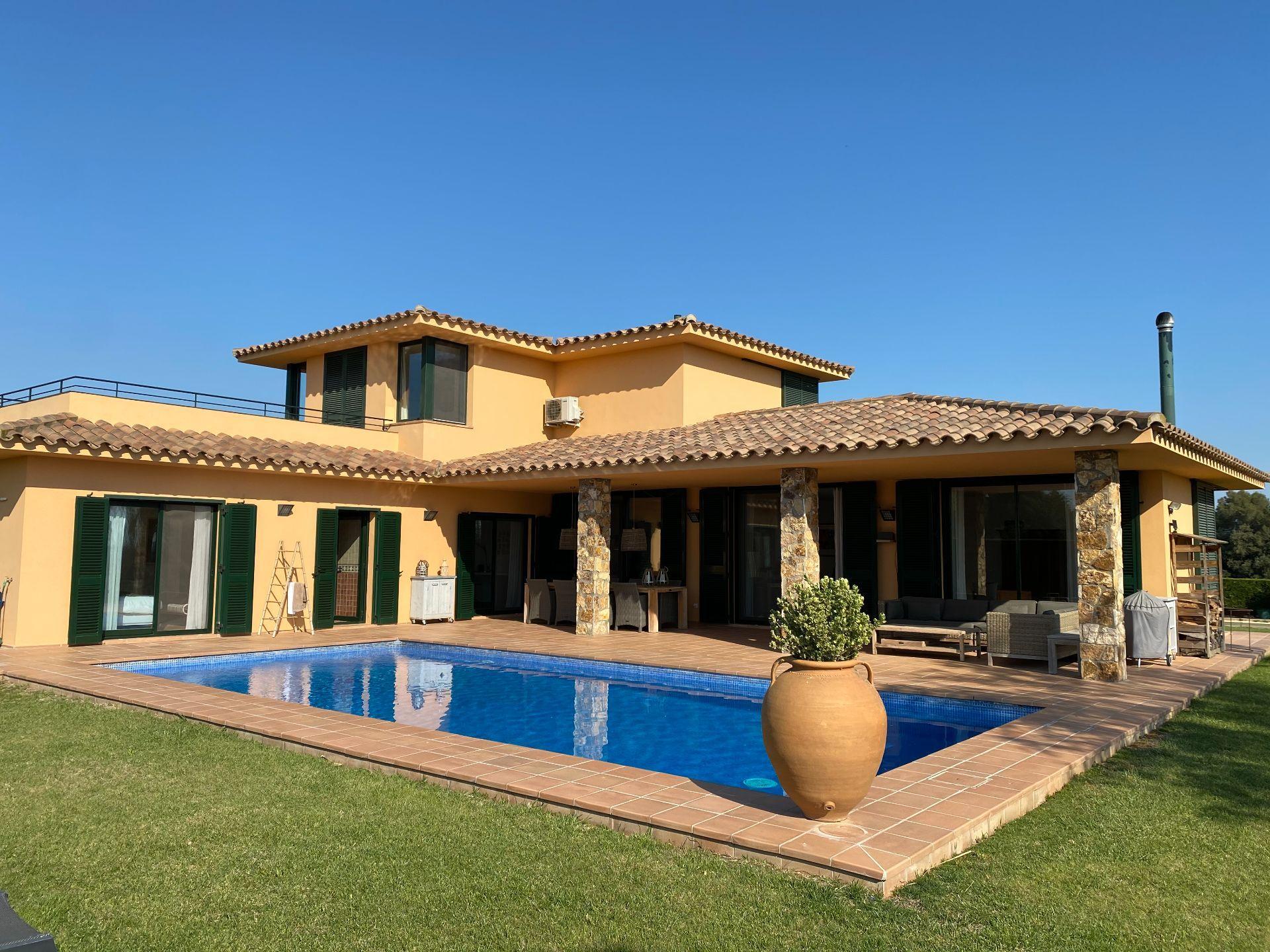 Villa à Navata, TorreMirona Golf & Spa, vente