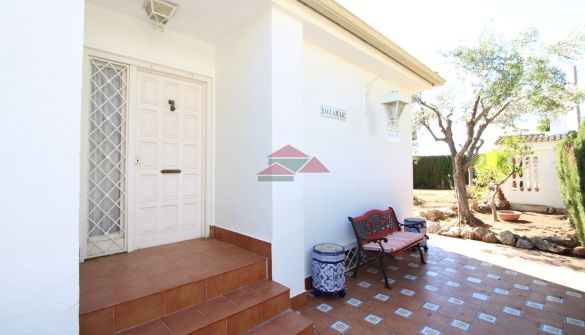 Villa in Benicasim/Benicàssim, ZONA PALMERAL, for sale