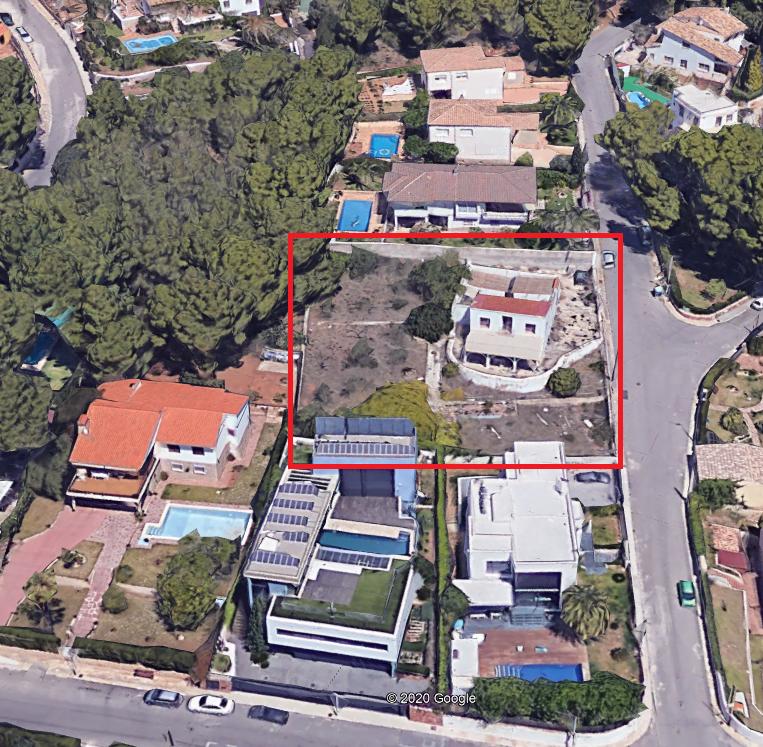 Plot in Benicasim/Benicàssim, ZONA URBANIZACIONES, for sale
