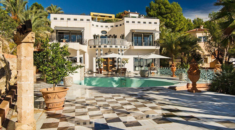 Villa de Lujo en Calviá, Bendinat, venta