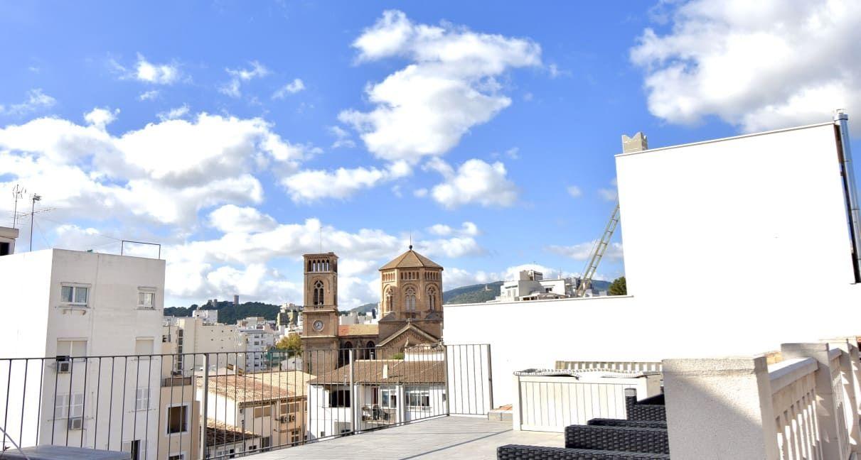 Ático en Palma, Santa Catalina, alquiler