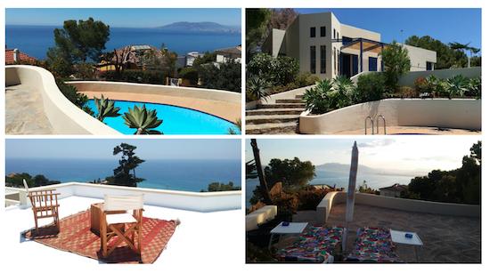 Oportunidad de Comprar Casa en El Candado Málaga con vistas al Mar