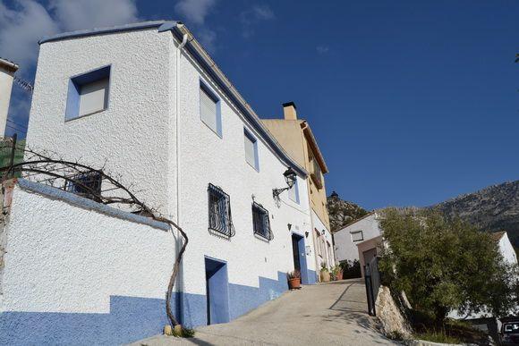 Casa / Chalet en Confrides, El Abdet, venta