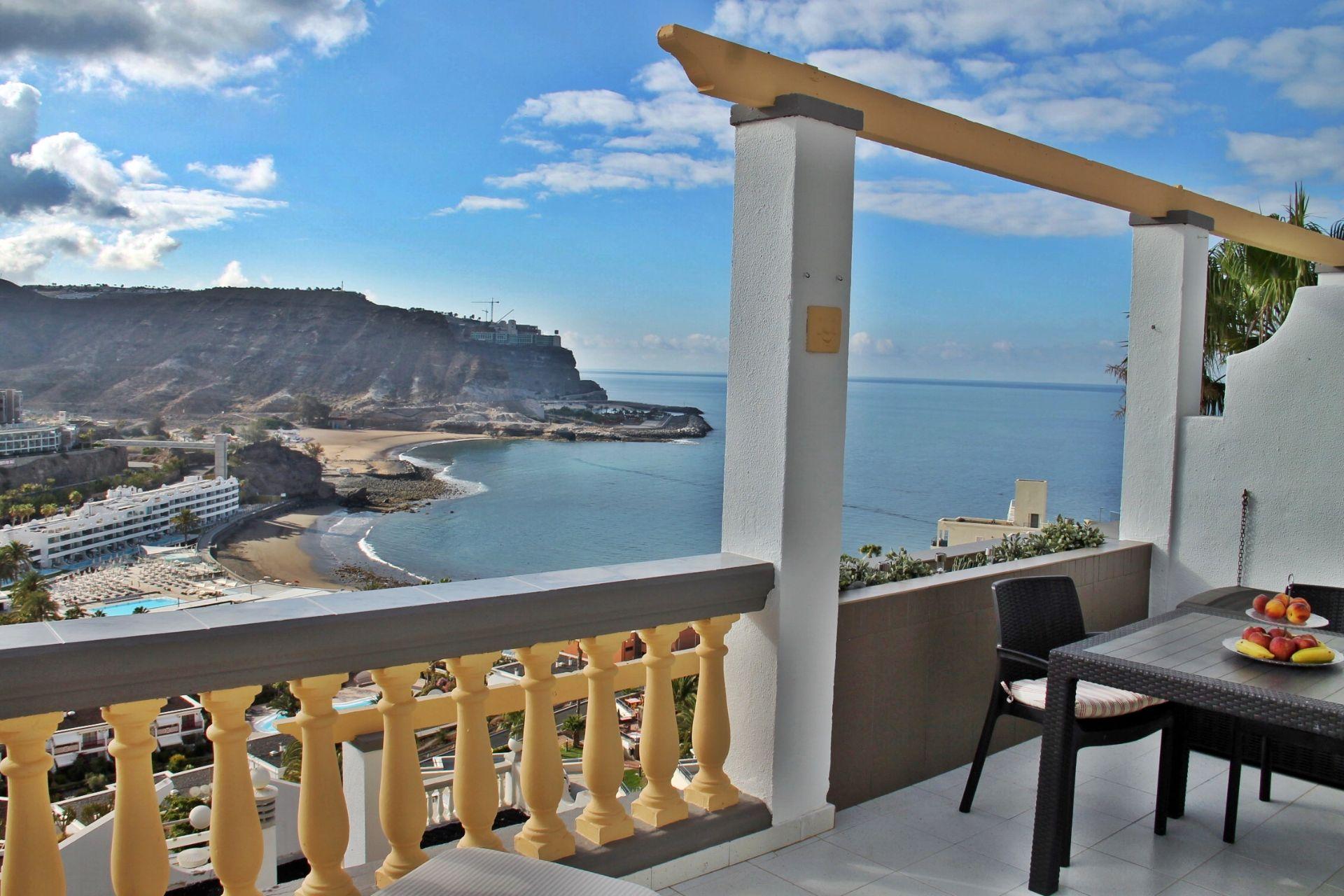 Apartamento en Mogán, Playa del Cura, alquiler vacacional