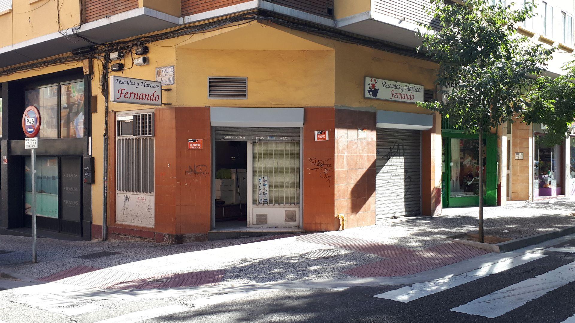 Local comercial en Zaragoza, San Jose, alquiler