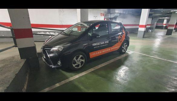 Garaje / Parking en Zaragoza de 1 habitaciones