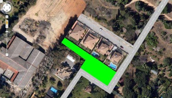 Parcela en Jerez De La Frontera de 1 habitaciones