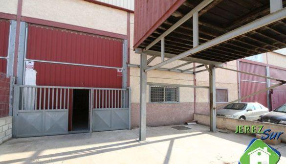 Nave en Jerez De La Frontera de 1 habitaciones