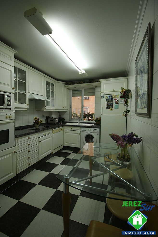 Wohnung in Jerez de la Frontera, Madre de Dios - Renfe, verkauf