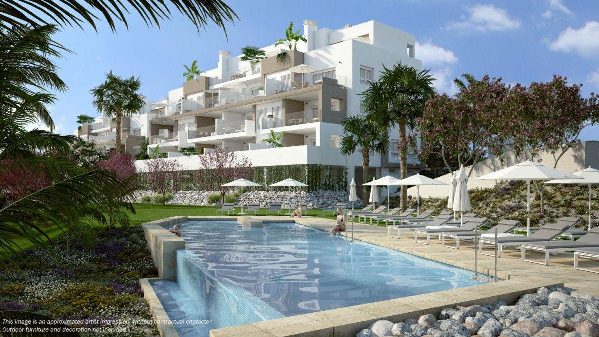 Penthouse in Orihuela Costa, villamartin, for sale