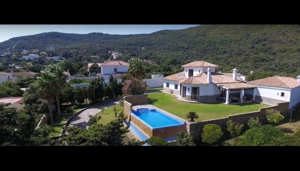 Villa de Lujo en Tarifa de 5 habitaciones