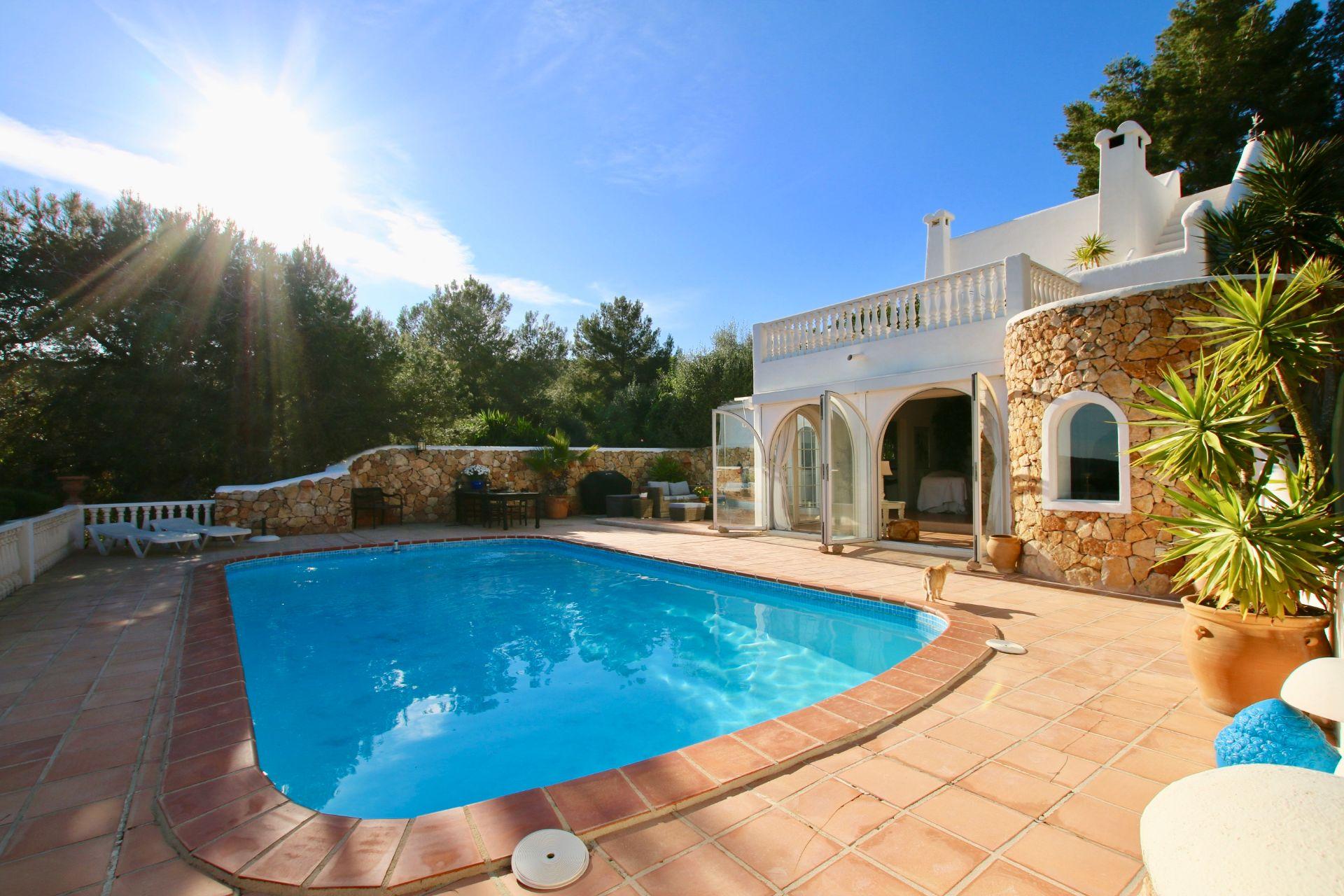 Villa de luxe à Ibiza, Sant Rafel de Sa Creu, vente