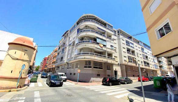 Apartamento en Torrevieja de 1 habitaciones