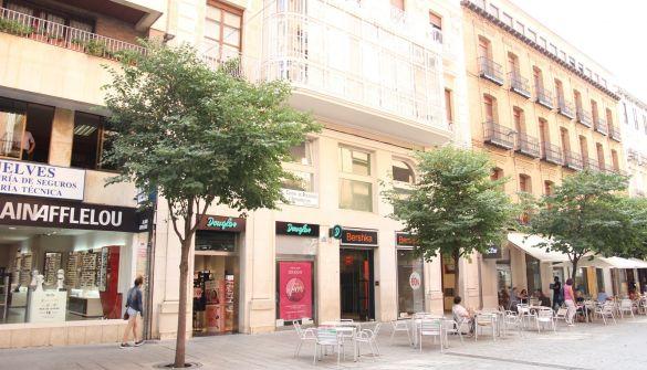 Oficina en Huesca