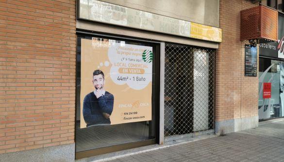 Local comercial en Huesca