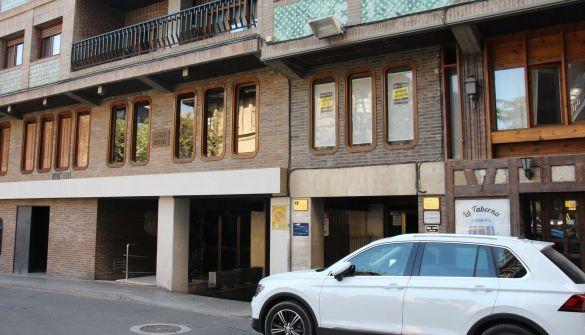 Oficina en Huesca de 1 habitaciones