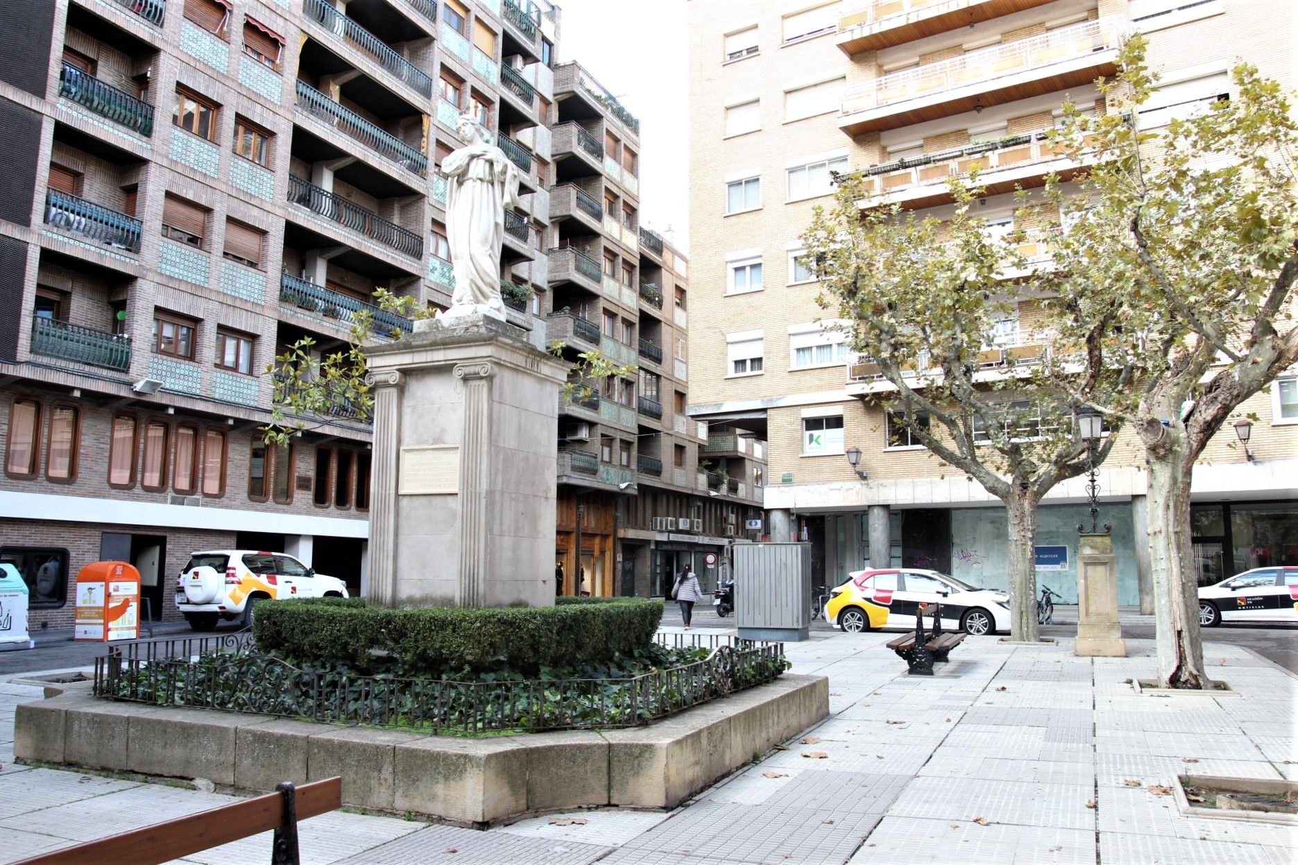 Oficina en Huesca, Centro, alquiler